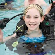 Travel news: An in-ocean scuba course for 8-year-olds