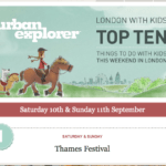 UrbanExplorer: a resource for family activities in London