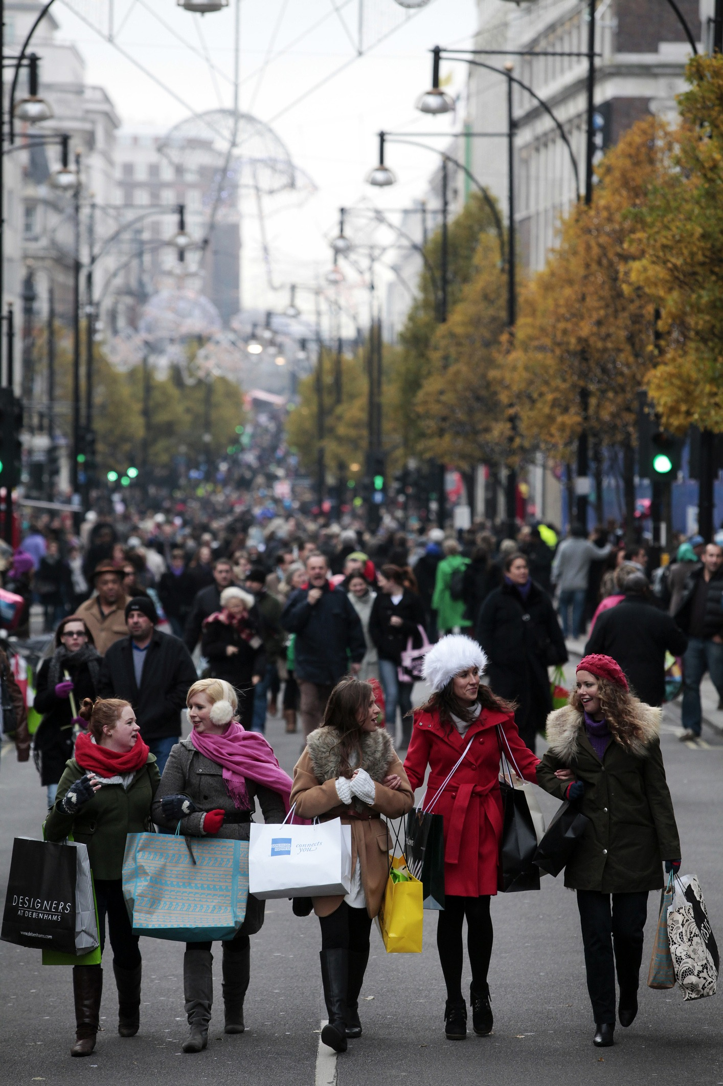 Where to shop this weekend to help London children