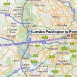 Google maps include UK trains at last. Only one thing missing….