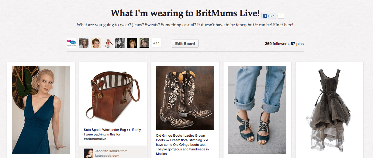 3 things I didn't do before BritMums Live