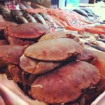 I got crabs at Brixton Village Market