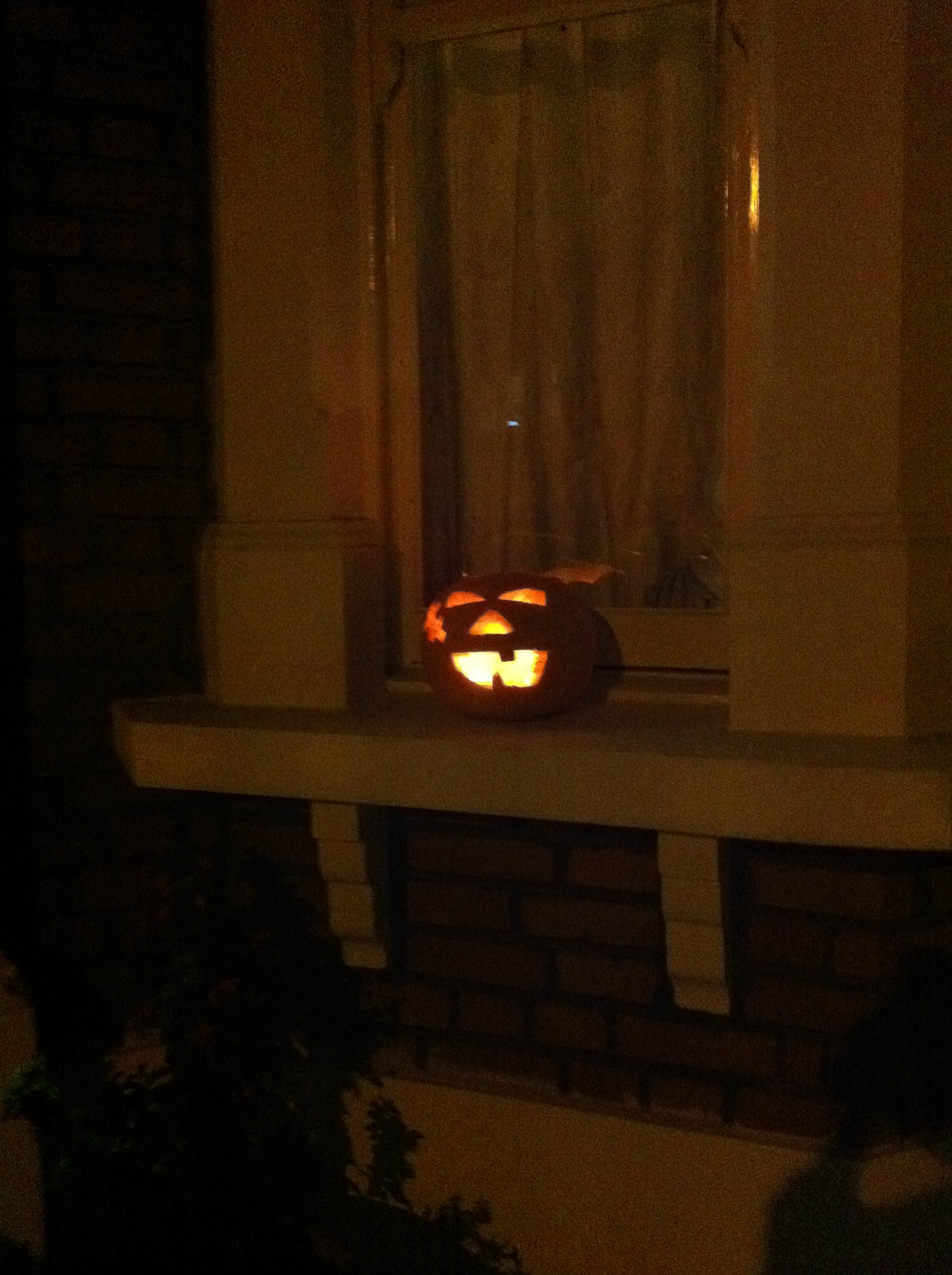 A simple pumpkin