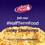 Aunt bessies #halftermfood Linky Challenge