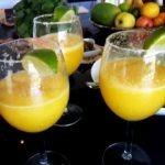 #margaritaparty: My pomegranate margarita recipe