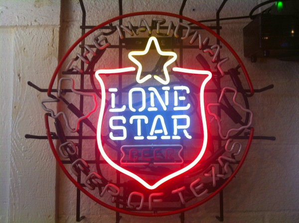 frankline lone star sign
