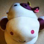 Restuffing a stuffed animal: Moomoo never dies