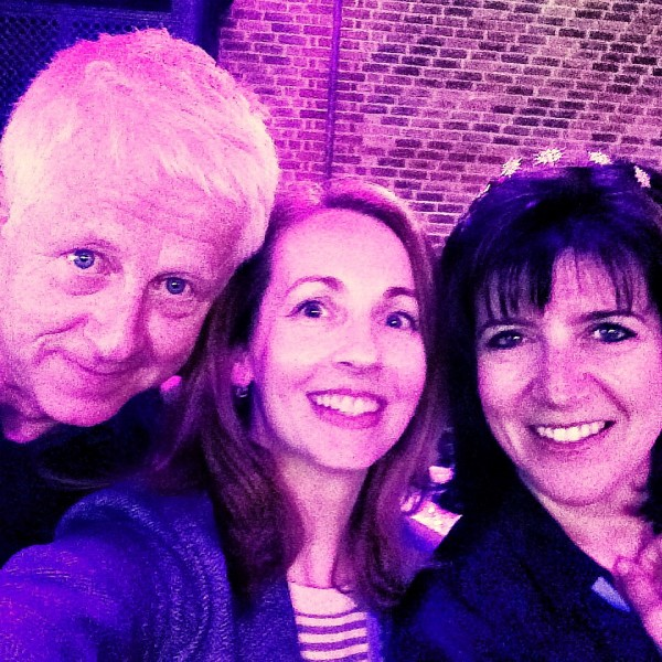 Richard Curtis, Jennifer Howze, Emma Freud