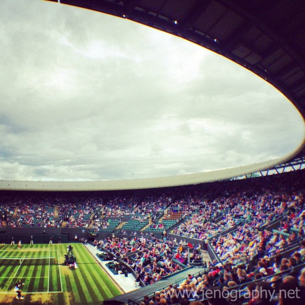 Court 1 at Wimbledon
