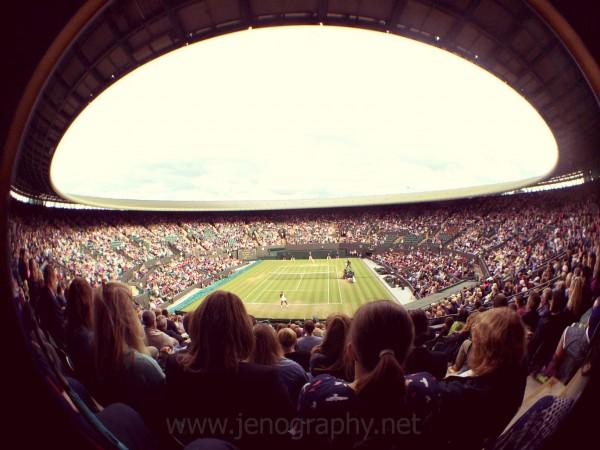 Court 1, Wimbledon