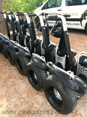 Segway machines