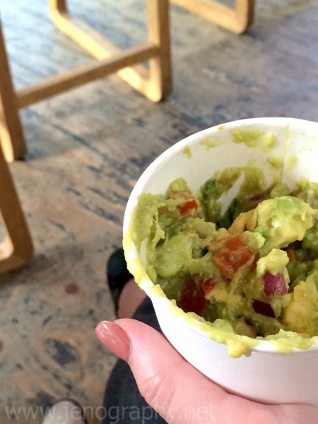 Guacamole at Wahaca