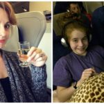Is it wrong to fly in a different cabin from your children?