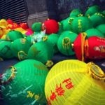 In Pictures: Preparing for Chinese New Year in London