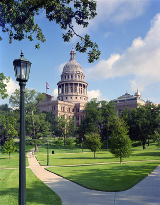 Texas State Capitol Building in Austin on Jenography