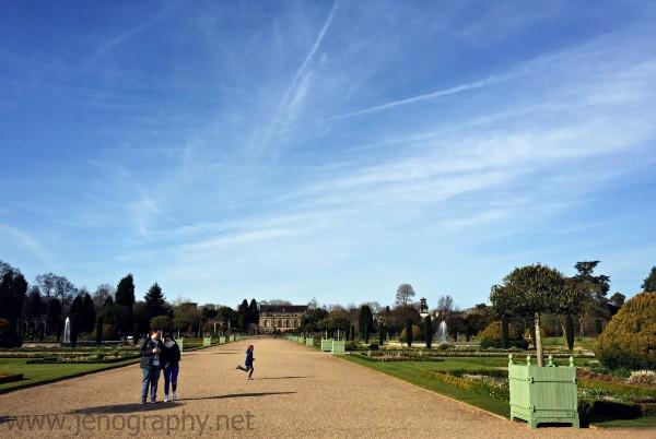 Italian Garden Trentham Gardens on Jenography