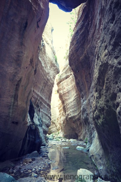 Avakas Gorge, Cyprus on Jenography