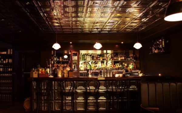 The Nightjar bar in London on Jenography