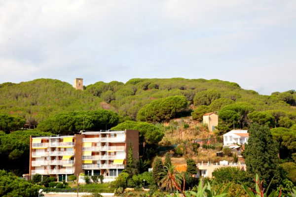 Observation tower, Calella