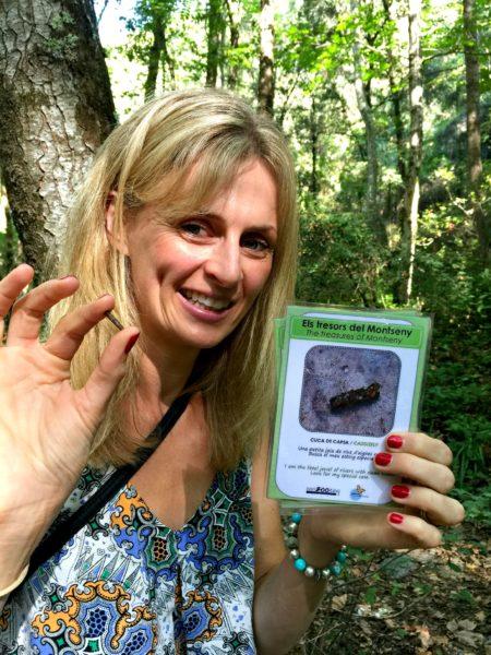 Lisa from Travel Loving Family in Montseny