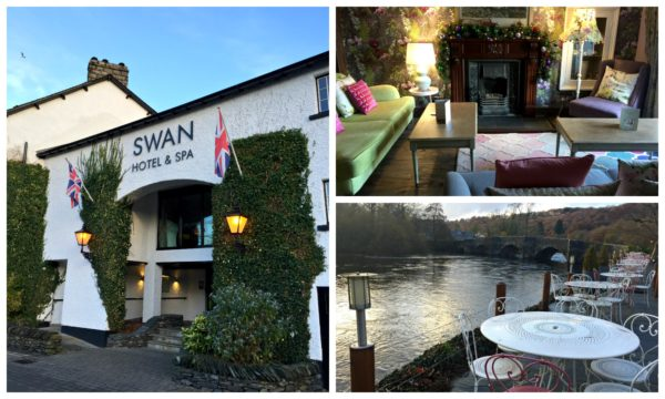 The Swan Hotel Newby Bridge