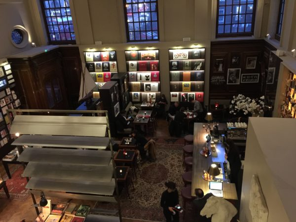 Swans Bar, Maison Assouline from above