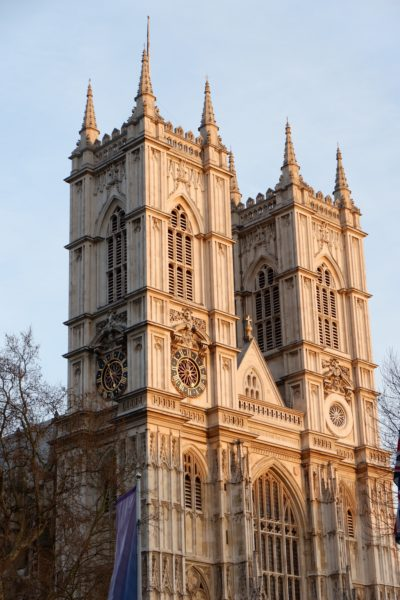 Westminster Abbey taken by X-A3