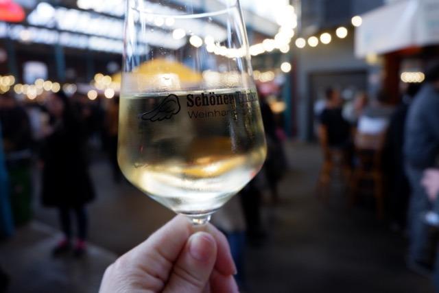German wine in Berlin on Jenography