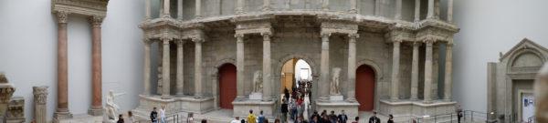 market gate of Miletus on jenography