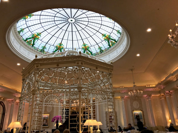 Thames Foyer at the Savoy