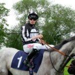 Enjoying Family Fun Day at Royal Windsor Racecourse