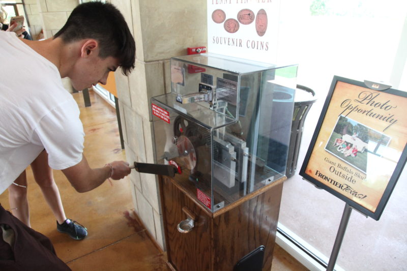 using penny machine Abilene