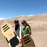 Sand surfing in Colorado with kids: Top tips