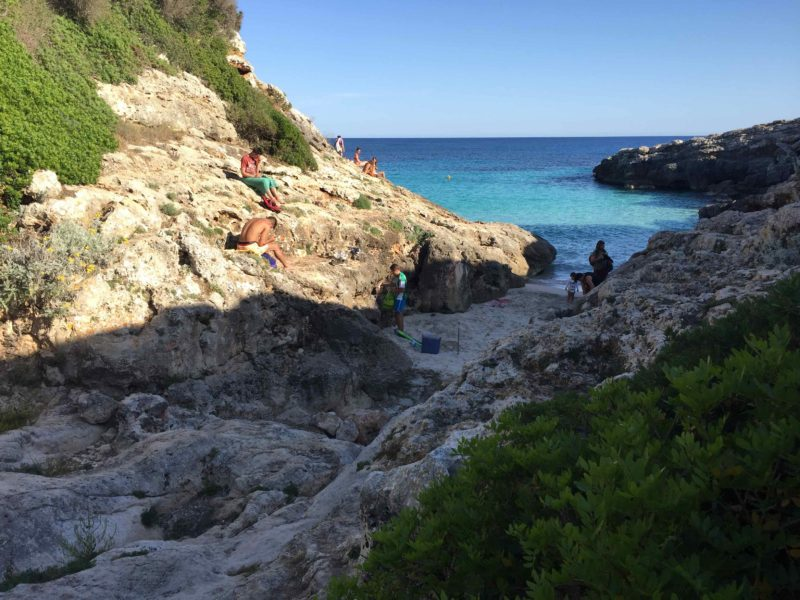 Lover's Beach Menorca