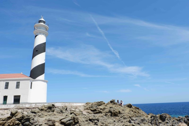 Favaritx Lighthouse, Menorca
