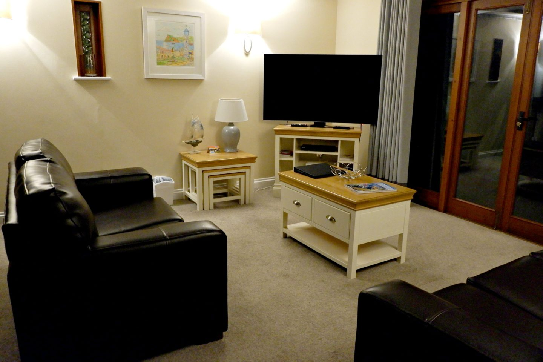 Linney Cottage sitting room
