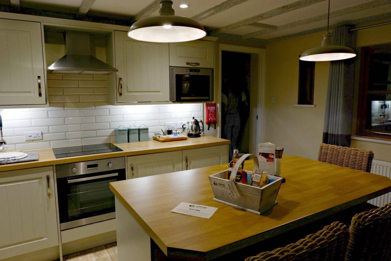 Linney Cottage Kitchen