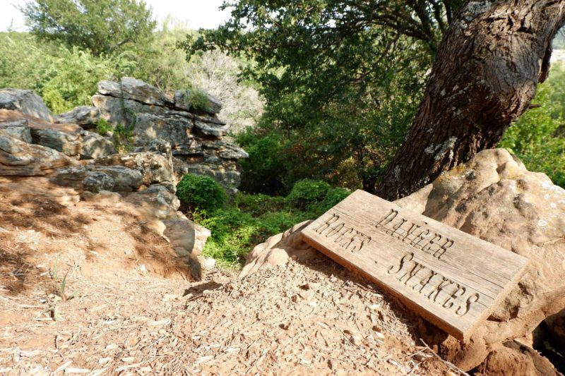 Danger Snakes at Wildcatter Ranch