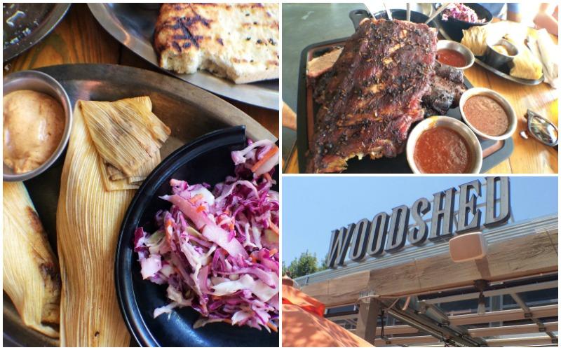 Woodshed restaurant Fort Worth