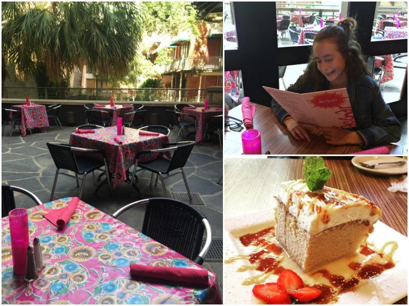 Acenar restaurant San Antonio - Jenography