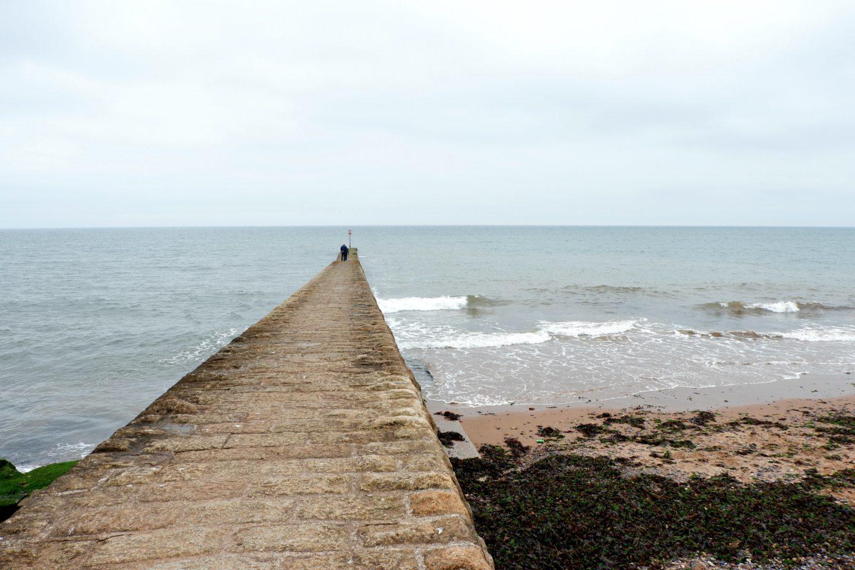pier at Dawlish on Jenography