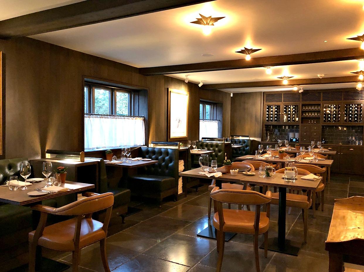 Hurley House Hotel restaurant