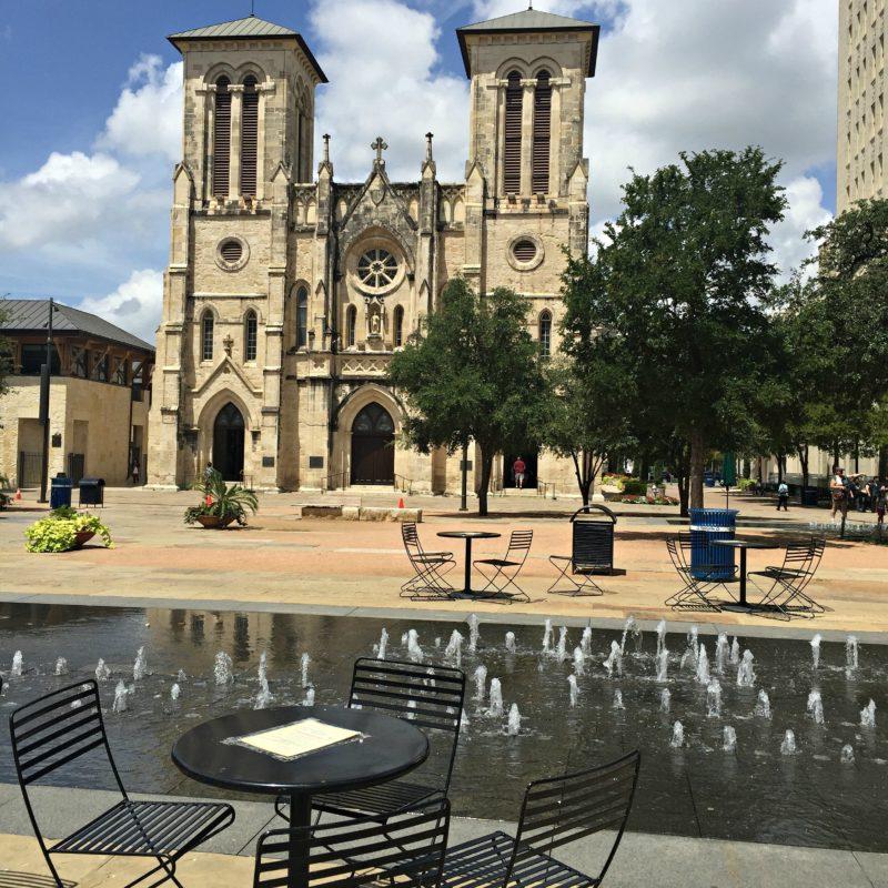 San Fernando cathedral San Antonio - Jenography